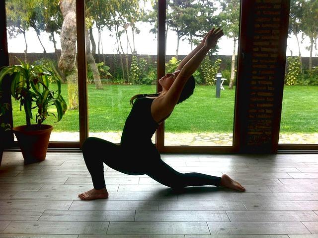 Yoga et Stress.